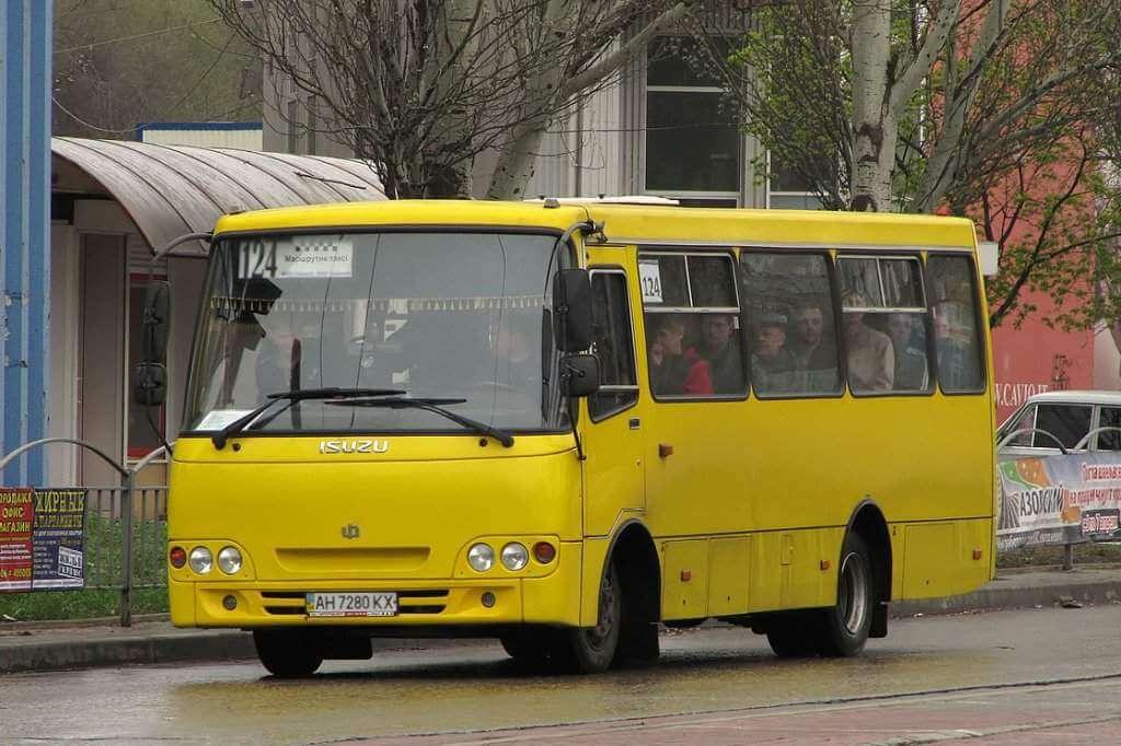 Повышение стоимости проезде в маршрутках и такси в Запорожской области